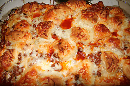 Blog: Bubble Up Pizza Casserole