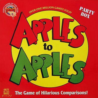Applestoapplesparty